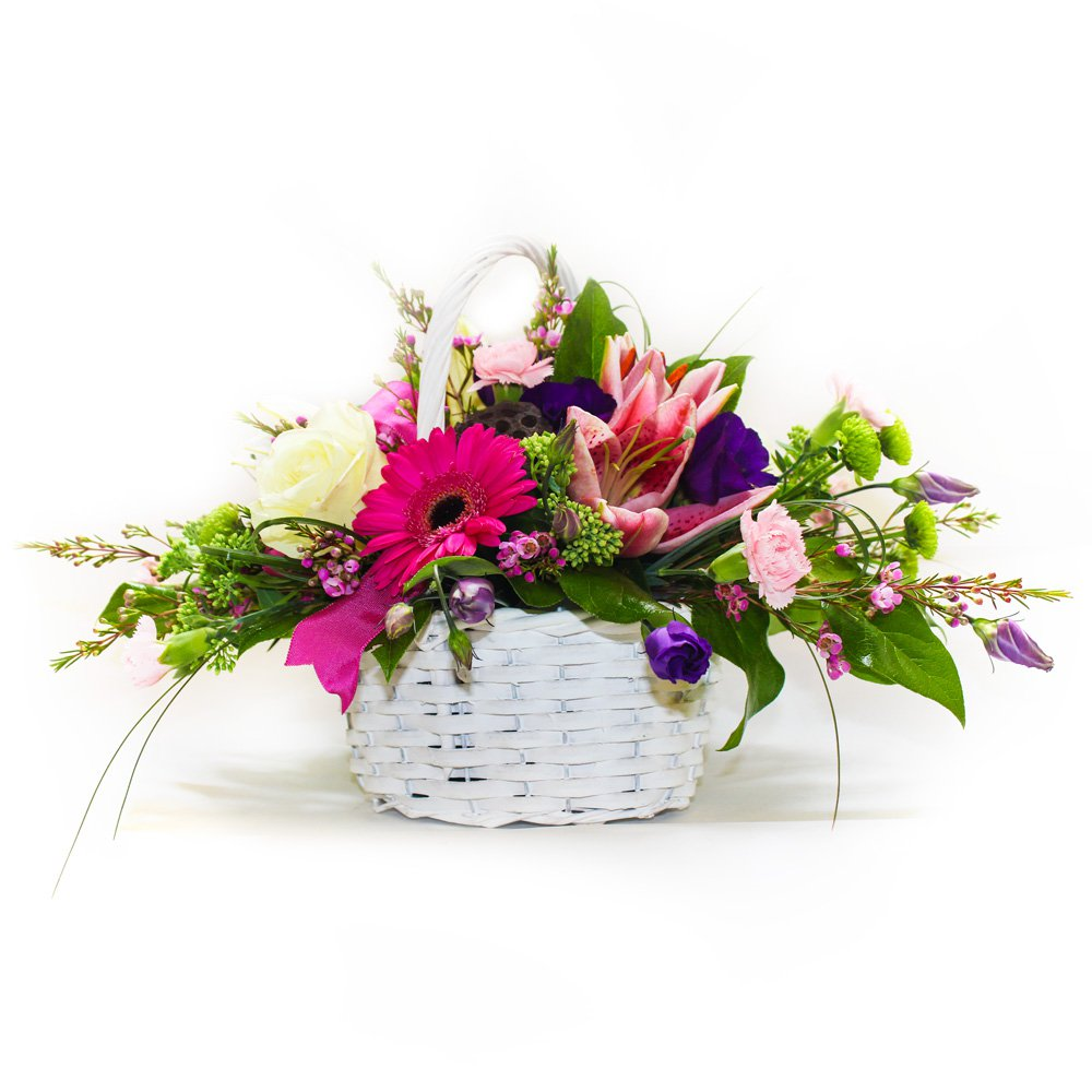 A Basket that Delights